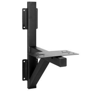 PA Boxenständer bis 20 kg Traglast Stahl Halterung schwarz