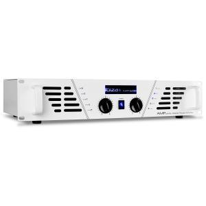 AMP-600 DJ PA Verstärker 960W MOSFET weiss