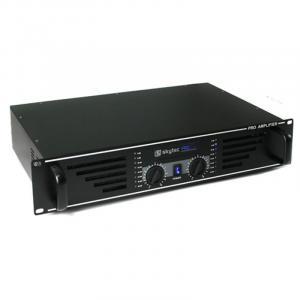 SKY-600 PA-Verstärker Endstufe 2 x 600W max. schwarz
