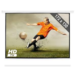 Beamer Leinwand 172x130cm Heimkino Projektor HDTV 4:3