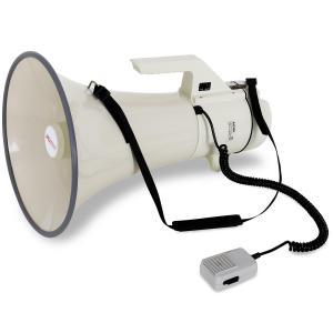 MEG1-HY Profi Megafon Megaphon 160W Handmikrofon 2400m