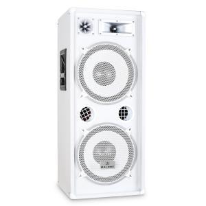 PW 2222 PA-Box 2x30cm Lautsprecher 1000W max. weiß