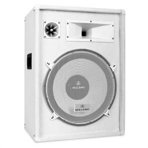 PW 1522 PA-Box 38cm Lautsprecher 800Wmax. weiß