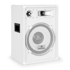 PW 1222 PA-Box 30cm Lautsprecher 600Wmax. weiß