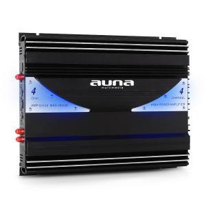 AMP-CH04 4-Kanal-Verstärker Auto-Endstufe 380W RMS 2800W max. 4.0