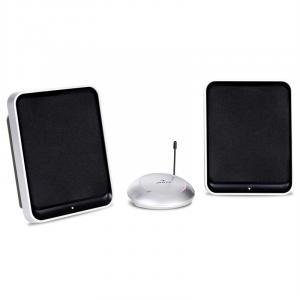 Loft 30 UHF-Funklautsprecher System kabellos schwarz