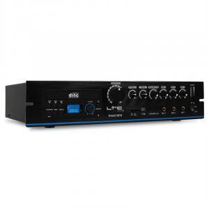 PAA210CD PA-Verstärker CD-Player USB-MP3 24V-Betrieb