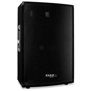 Disco-AMP15 Aktiv-Box 38cm PA-Lautsprecher 900W