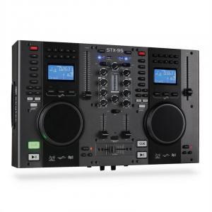 STX-95 DJ-Controller Doppel-CD-Player USB-MP3