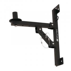 SKY-180 PA-Lautsprecher-Wandhalterung Stativ schwarz <50kg