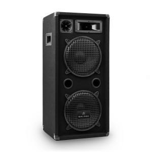 "PW-10X22W PA-Lautsprecher 2x25cm (10"") 900W PA-Box 2 Etagen 2x 25 cm (10"")"