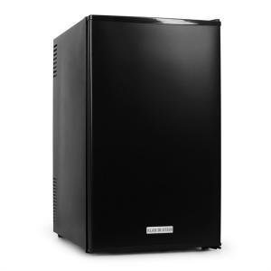 MKS-9 Mini-Kühlschrank Zimmerkühlschrank Klasse A 66L schwarz Schwarz