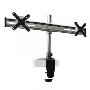 ET01-C02 Tischhalterung für 2 Monitore 2x8kg