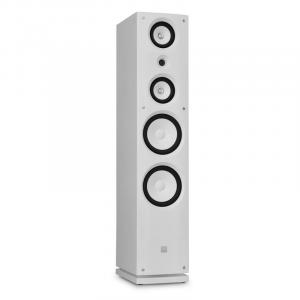 858F HiFi-Lautsprecher Design Box weiß 100W RMS Weiß
