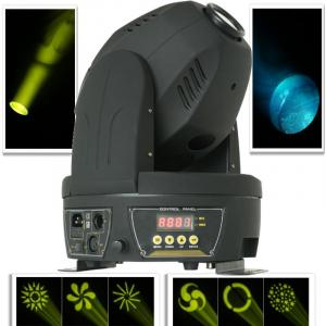 MHL-60 Spot 60W 12 DMX LED Movinghead