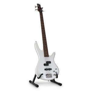 Gitarrenständer für E-Gitarre und Bass A-Ständer gepolstert