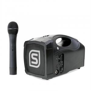 "ST-010 Megaphon 12cm (5"") USB mobile Box"