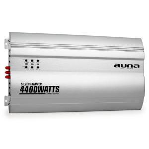 Silverhammer 4-Kanal Auto Endstufe 4400Wmax. 4.0