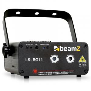 LS-RG11 Laser Rot Grün GOBO DMX