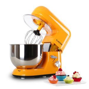 Bella Orangina Küchenmaschine, 1200W 1,6 PS, 5 Liter orange Orange
