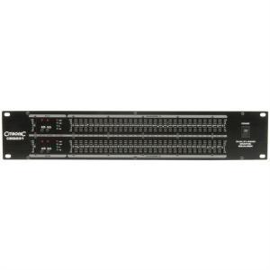 CEQ231 graphischer Equalizer 31-Band 2-Kanal