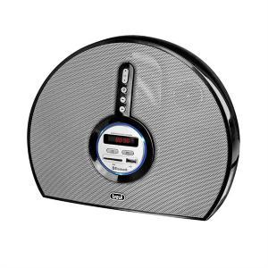 SR-8410 BT Bluetooth-Lautsprecher Schwarz USB SD AUX