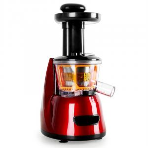 Fruitpresso Bella Rossa Slow Juicer Saftpresse 150W 70 U/min Rot