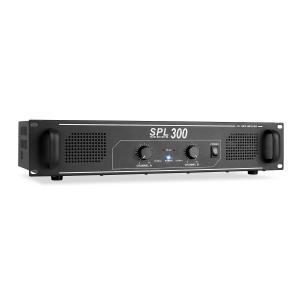 SPL 300 DJ-PA Audio-Verstärker 300W LED