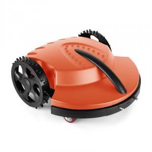Garden Hero Rasenmähroboter 1500m² 3h Akku Regensensor orange Orange