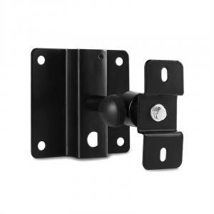 ST-3-WSS Lautsprecher-Wandhalterung Schwarz
