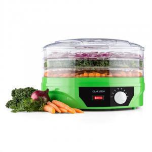 Sunfruit Dehydrator grün Trockner 260W Thermostat Grün