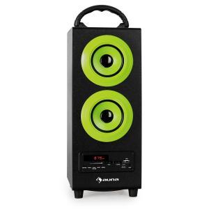 Beachboy Bluetooth-Lautsprecher USB SD AUX UKW/MW grün Grün | L
