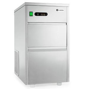 Powericer XL Industrie Eiswürfelmaschine 240W 20kg/Tag Edelstahl XL