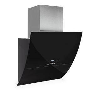 RGL60BL Dunstabzugshaube Kopffrei 60 cm 600 m³/h Glas Timer schwarz Schwarz | 60