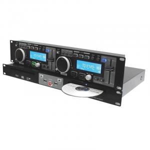 CDD500 Dual-CD-Player USB MP3 Pitch