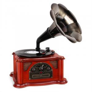 RMC350 Music Center Plattenspieler MP3 USB SD CD UKW/MW
