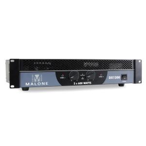 DX1200 PA-Endstufe Verstärker 1200W brückbar