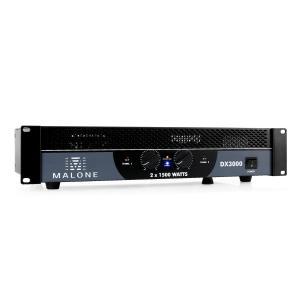 DX3000 PA-Endstufe Verstärker 3000W brückbar
