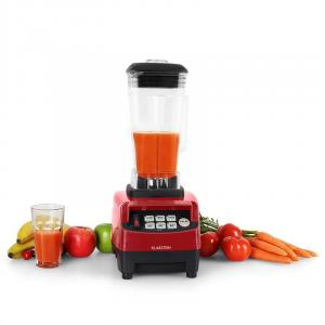 Herakles-5G Standmixer Blender Smoothie Mixer 1500W 2,0 PS 2L rot Rot