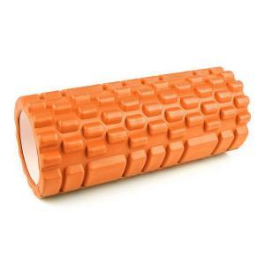 Yoyogi Massageroller Orange Hartgummi Orange