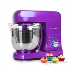 Gracia Viola Küchenmaschine 1000W 1,3 PS lila Lila