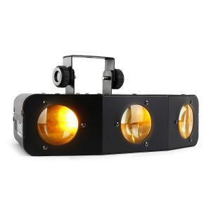 LED-Tri-Eye LED-Lichteffekt RGBAW DMX