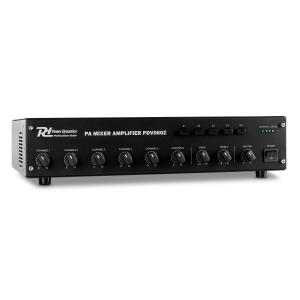 PDV60Z 6-Kanal PA-Verstärker 4-Zonen 60W