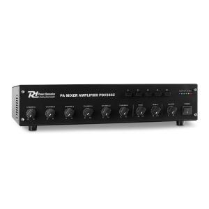 PDV240Z 6-Kanal PA-Verstärker 4-Zonen 240W