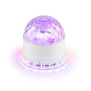 UFO-ASTRO-WH LED-Lichteffekt RGB weiß