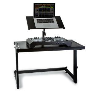 DS20 DJ-Pult 9 Stufen höhenverstellbar Ablagefläche inkl. Transporttasche