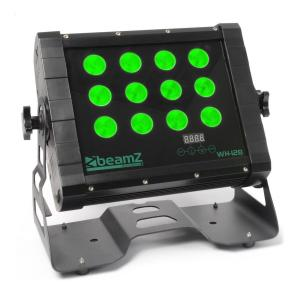 WH128 Wall Washer 12 x 8W Quad-LEDs IP65 DMX