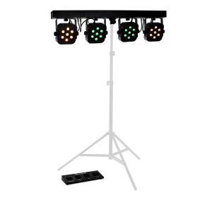 LED PARBAR 4 Way 7x10W Quad LED-Lichteffekt DMX Musiksteuerung
