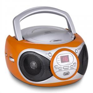 CD 512 CD-Player MP3 AM/FM-Radio AUX orange Orange