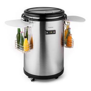 Mr. Barbot Bar-Kühlschrank 50l A+ Edelstahl